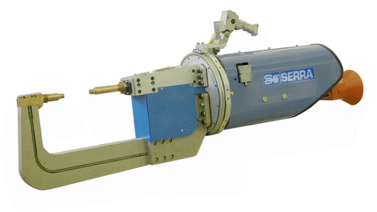 SERRA Sigma PTB-2 CF kézi ponthegesztő pisztolyok