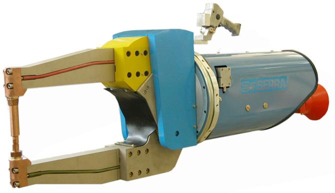 SERRA Sigma PTB-2 XF kézi ponthegesztő pisztolyok